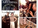 Ethiopian food: Slow Food dinner at Cafe Abyssinia