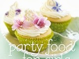 Party Food for Girls a finalist in the 2013 Culinary Quill Awards