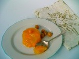 Passion fruit and Cape Gooseberry Agar Agar Jelly for Sweet New Zealand