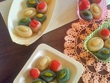 Raw, vegan and gluten free? Homemade marzipan