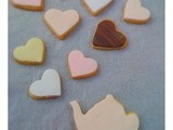 Saint Valentine's biscuits, and other ideas