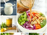 18 Popular Salad Dressings