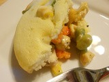 Biscuit Topped Chicken Pot Pie