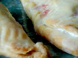 Cherry Cheese Turnovers