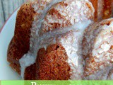 Coconut & Cinnamon Buttermilk Bundt Cake