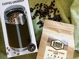 Coffee Grinder & Coffee Bean Giveaway: Day 8