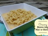 Creamy Stove-Top Mac-n-Cheese