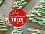 Gingerbread Trees + Doughmakers Cookie Sheet Giveaway