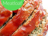 Healthy Hidden Veggie Meatloaf