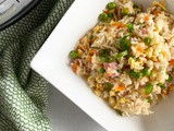 Instant Pot Hawaiian Fried Rice
