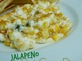 Jalapeno Hot Corn Dip