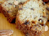 Junk in the Trunk Banana Bread