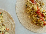 Loaded Healthy Freezer-Friendly Breakfast Burritos