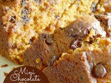 Mini Chocolate Chip Pumpkin Bread