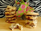 Soft Baked Chocolate Chip Yogurt Cookies