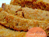 Sweet Potato Carrot Cake Quick Bread