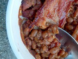The best Potluck Baked Beans