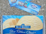 The Final Cone-Down with Blue Bunny Ice Cream