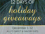 Triple Gift Card Giveaway: Day 12