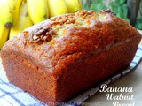 Banana Walnut Bread and The Mourning Oven