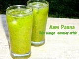Aam Panna | Raw Mango Summer Drink