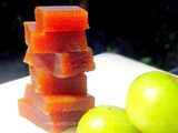 Amla Toffee | Indian Gooseberry Toffee | Soft Amla Candy