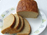 Basic whole wheat bread / atta bread