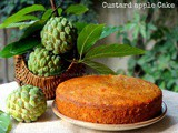 Custard Apple Cake
