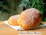 Onion Cheese Bread