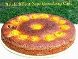 Whole Wheat Cape Gooseberry Cake