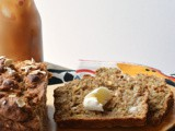 Banana Applesauce Oatmeal Bread #SecretRecipeClub