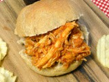 Bbq Pulled Pork (no added sugar) #FoodiesRead