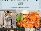 Best Appetizers & Snacks of 2016