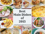 Best Main Dishes of 2015