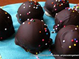 Birthday Cake Truffles