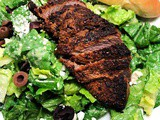 Blacked Steak Caesar Salad
