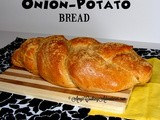Braided Onion-Potato Bread