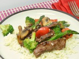 Broccoli Beef Stir Fry