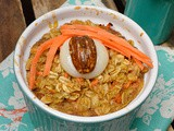 Carrot Cake Baked Oatmeal #FantasticalFoodFight #EasterRecipes
