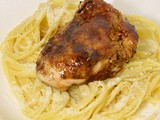 Chicken Scallopini with Marsala Sauce