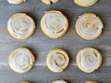 Cinnamon Roll Cookies #foodnflix