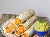 Creamy Chicken Taquitos {Recipe Update}