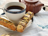 Dark Chocolate Orange Biscotti {Virtual Biscotti Baby Shower}