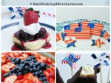 Desserts & Drinks for the 4th of July