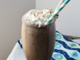 Frozen Dark Hot Chocolate