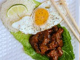 Loc Lac (Cambodian Beef with Lime) #eattheworld