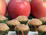 Mini Applesauce Muffins