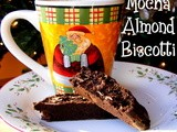 Mocha Almond Biscotti {12 Weeks of Christmas Treats}