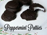 Peppermint Patties {12 Weeks of Christmas Treats}