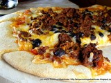 Quick Pizza Dough and Taco Pizza